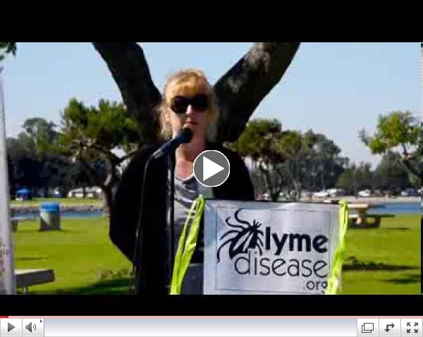 2013 LymeDisease org grant to Dr  Eva Sapi
