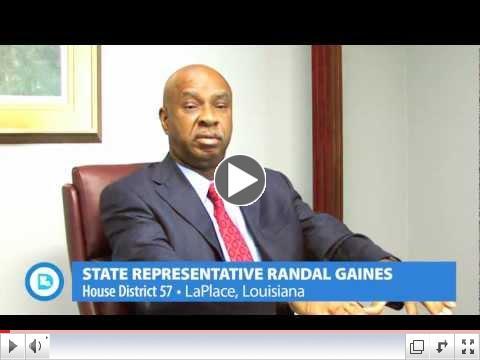 Randal Gaines: Veteran of Iraq and Katrina