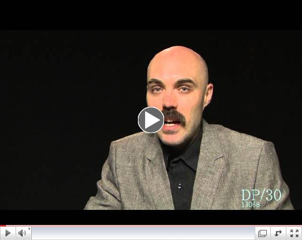DP/30 @ Cannes: Ain't Them Bodies Saints, writer/director David Lowery
