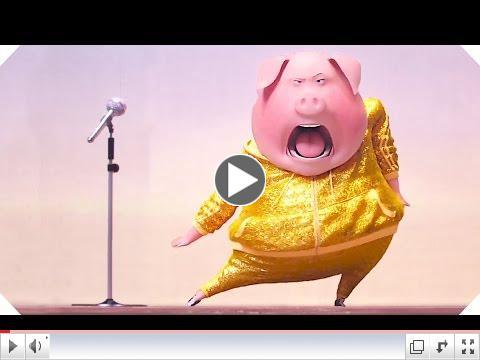 Sing! Movie Trailer
