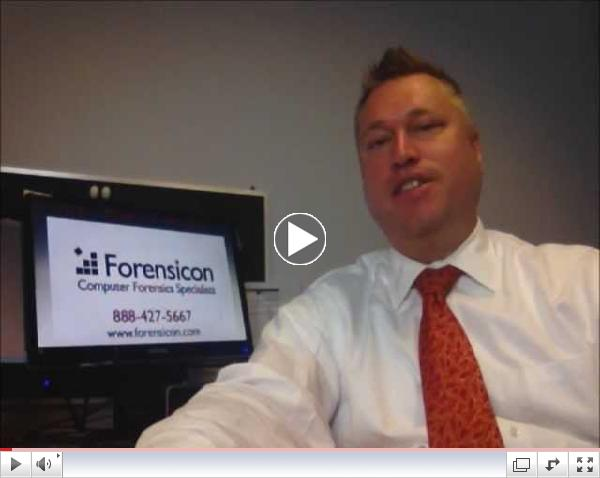 Forensicon 2012 Year in Review