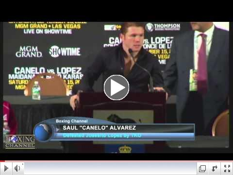 Josesito showed heart but that wasnt enough against a bigger and superior Canelo