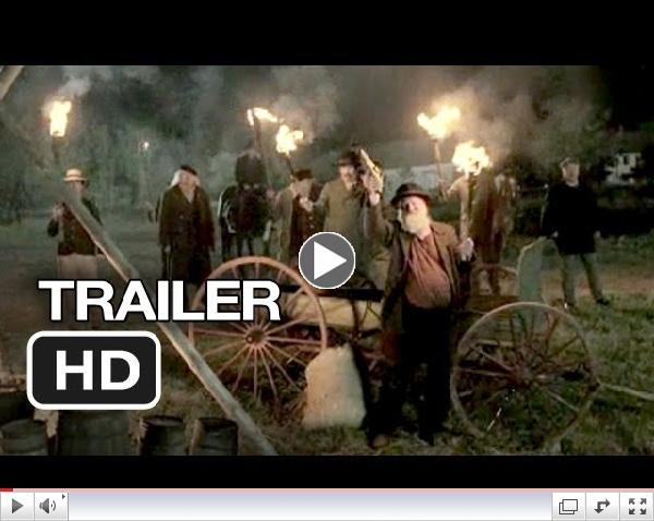 Copperhead Official Trailer #1 (2013) - Civil War Movie HD