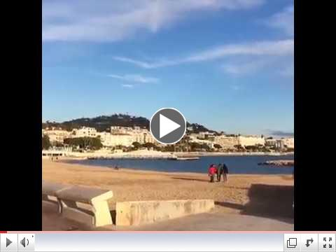 the beautiful French Riviera - Cannes