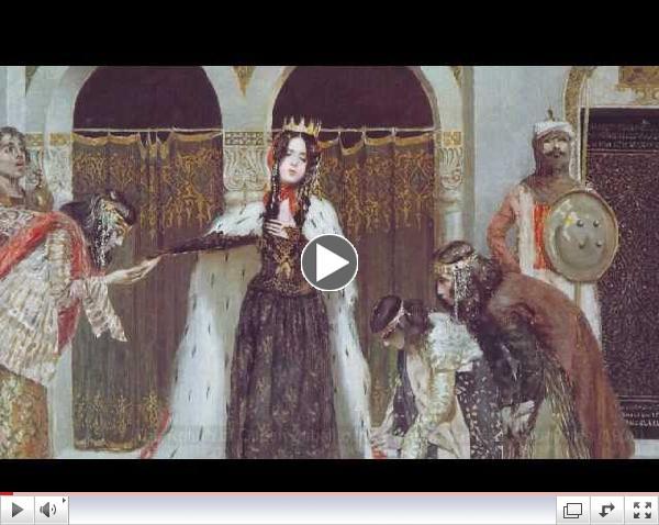 Armenian History in Art