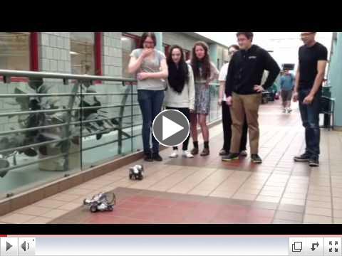Robotics Race