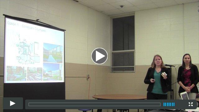 Decatur High Community Forum 2 - November 3, 2014