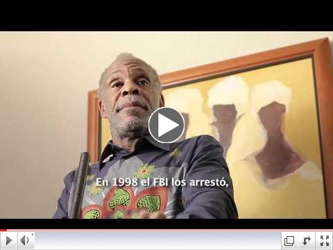 Danny Glover on the Cuban 5