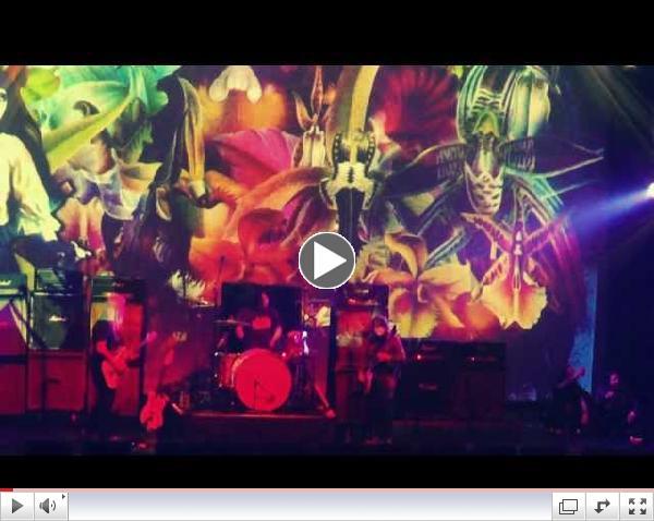 EARTHLESS Meets HEAVY BLANKET (J Mascis, Mario Rubalcaba, Mike Eginton, Graham Clise) LIVE @ Roadburn || 14-03-2012