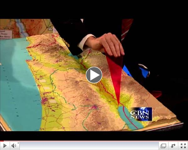 CBN News: Israel's Strategic Needs