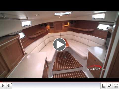 MJM 36z Features 2012- By BoatTest.com