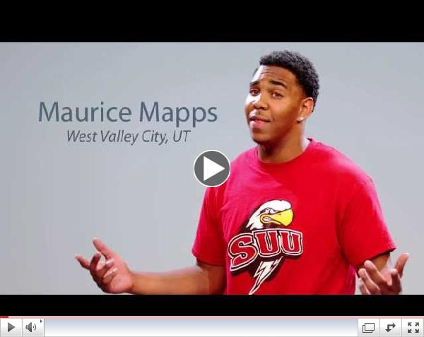 Experience More: Maurice Mapps