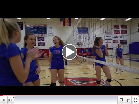 AHS Volleyball Commercial