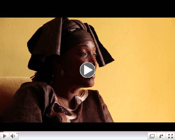 30%  (Old Trailer for women and politics in Sierra Leone)