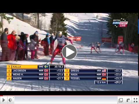 Holmenkollen 30km Women