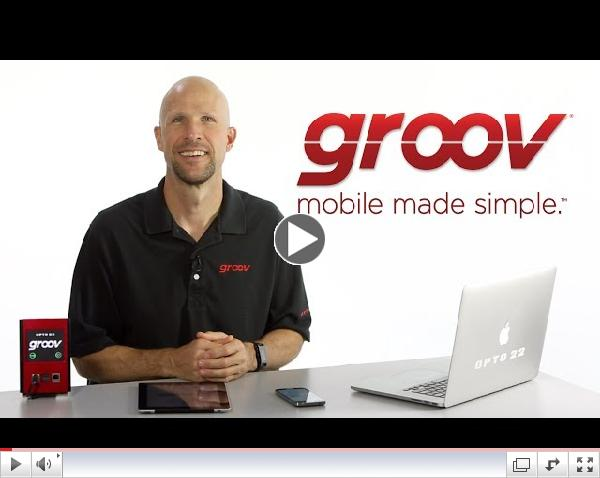 groov: Mobile Made Simple