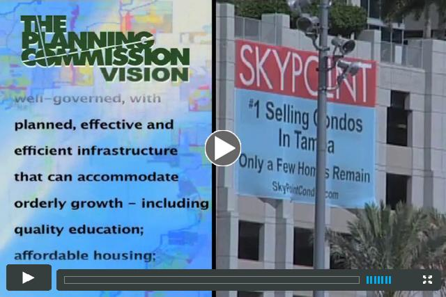 Planning Commission Purpose & Vision video