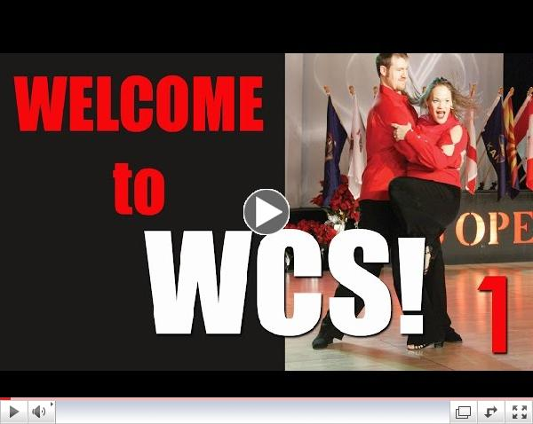 WELCOME TO WCS! Part 1 - For EVERYONE NEW to West Coast Swing!