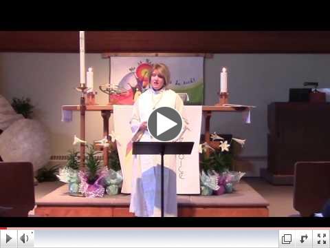 Pr. Christine's Sermon: Peter's Soliloquy