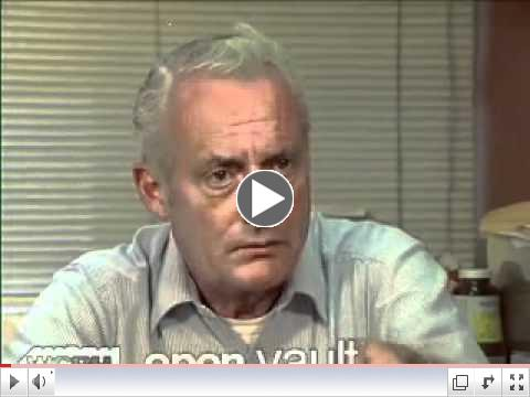 Aug 26, 1982 Interview with William R. Corson