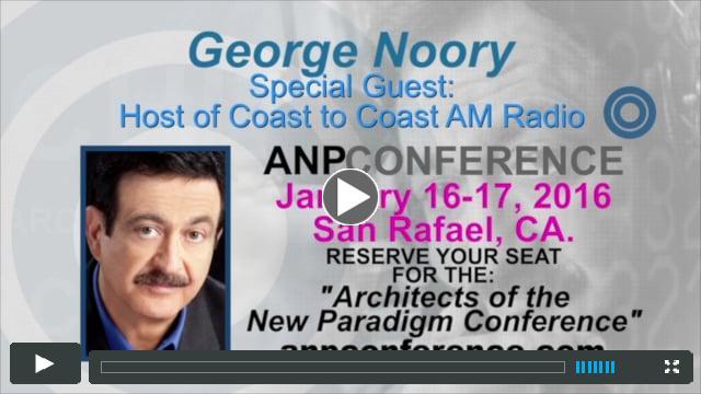 George Noory - ANP Conference Jan_16-17_2016