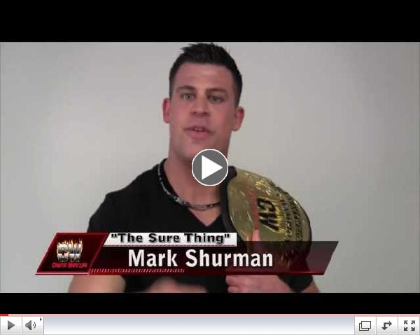 This Friday - Mark Shurman vs. MPG in Woburn!