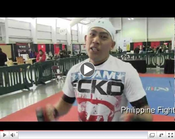 Bo Brian Abejuela Warrior Island Tryout Video for Global Proving Ground