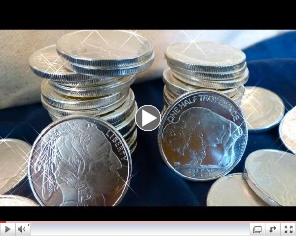 Junk Silver Is History: Peter Schiff's New Silver Barter Bag
