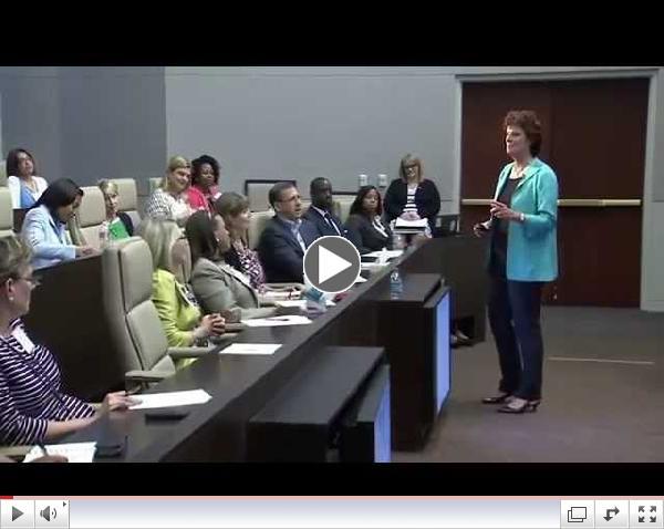 Work-Life Balance Wisdom: I Love to Speak!