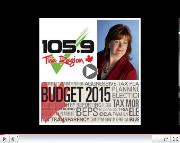 Janine Purves on 105.9  TheFEED April 25-15