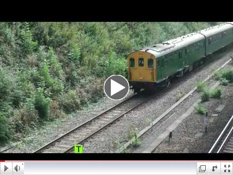 John Harwood's video from 18 Sept., 2016, with the Hastings Diesel unit running on the Ardingly branch.
