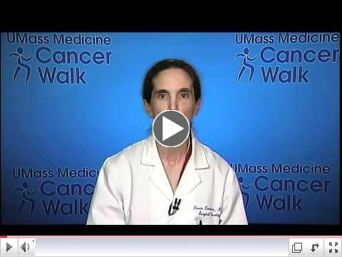 UMass Medicine Cancer Walk: Laura Lambert, MD