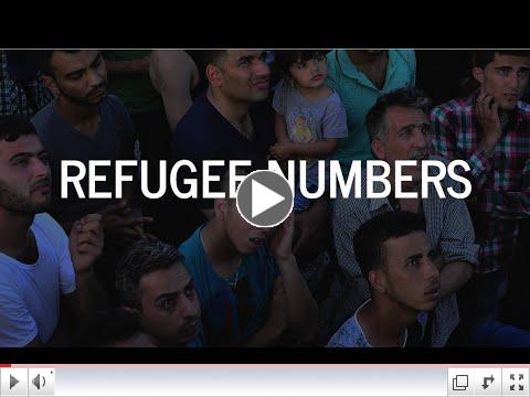 The refugee crisis: time for some perspective/ IRIN