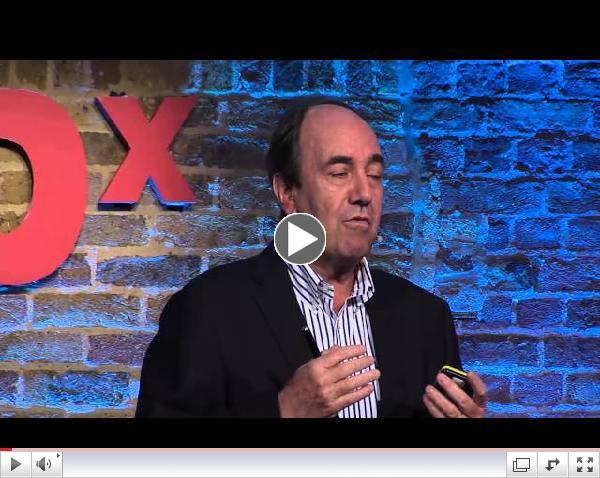 Nando Parrado 2014 TEDxTelefonica