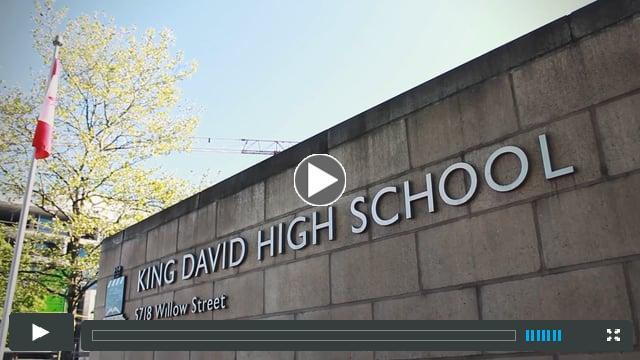 King David High School 2016