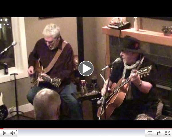Jim Byrnes & Lindsay Mitchell Live at Massey House