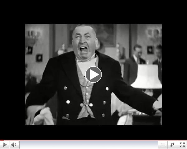 The Best Funny Moments Of Curly From The Three Stooges Part 2
