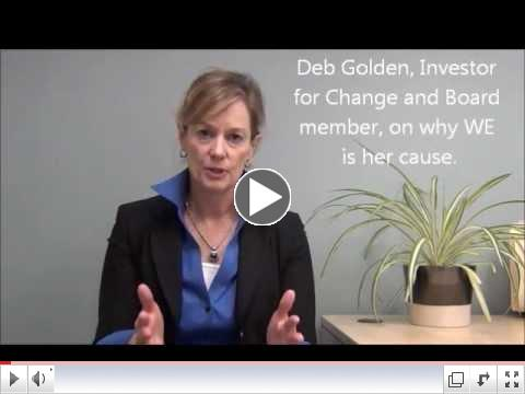 Why Deb Golden Supports Women Employed