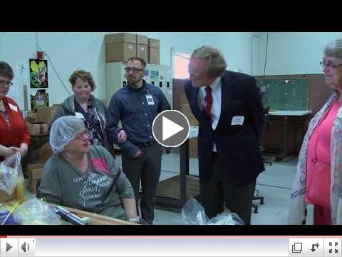 ProAct in Eagan hosts Judge Donovan Frank