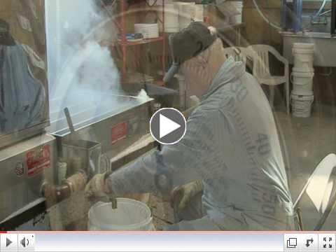 Maple Sugaring  at MSU Tollgate Farm