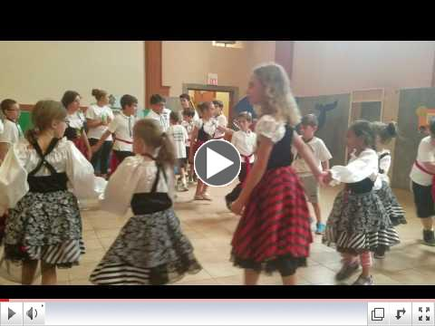 Tarantella - Group 2 & 3 - 2017 Summer Camp Final Day Presentation - July 21, 2017