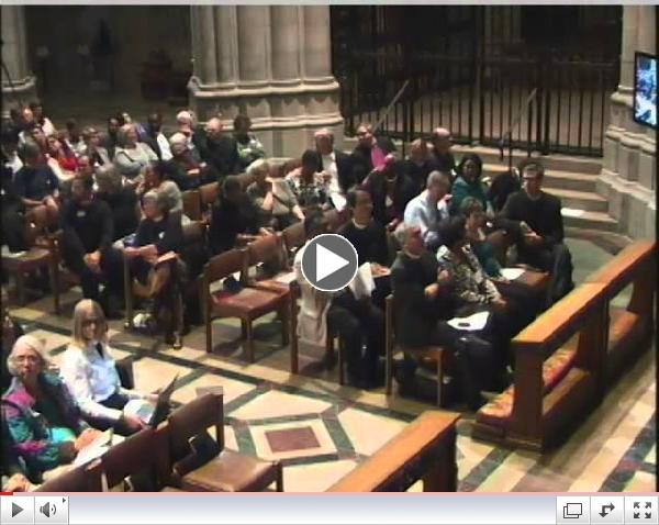 TREC Churchwide Meeting on October 2
