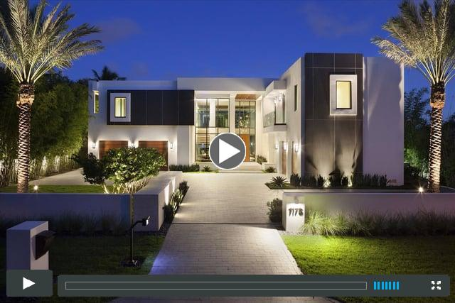 New Modern Boca Raton Home Designed By Marc Michaels Interior Design