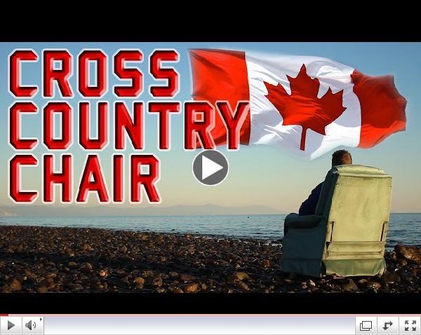 Cross Country Chair