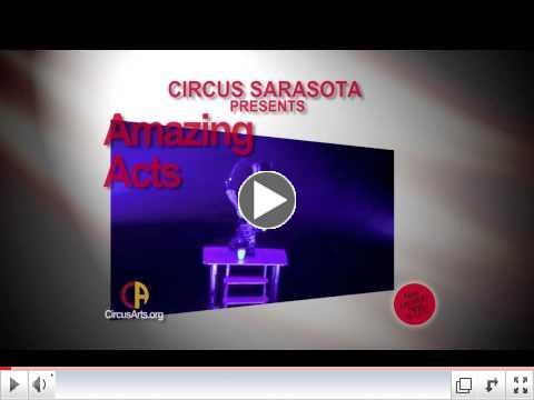 Circus Sarasota - Fearless