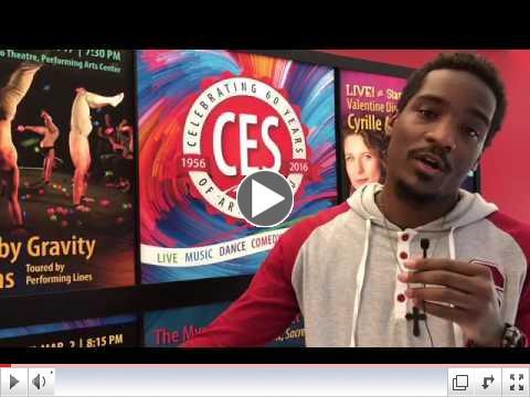 Andre Glenn explains CES Rush Tickets