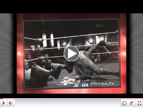 DGUSA Freedom Fight 2011 DVD Trailer With Extreme Warfare Featuring Sabu