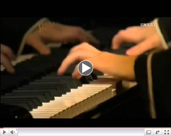Lise de la Salle: Schumann's Symphonic Etudes (excerpt)