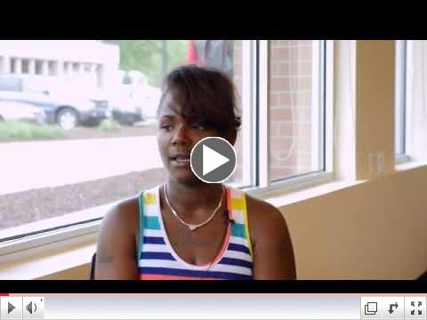 Meet Sherelle, a 2015 HATP graduate
