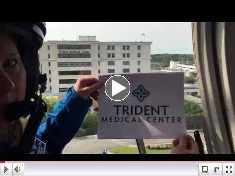 Trident & Level ll Trauma Center designation